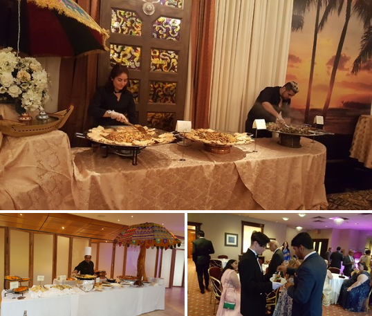 Indian Caterers for Corporate Parties